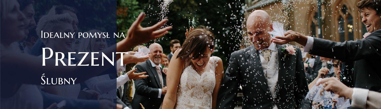 Biżuteria ślubna jako pomysł na prezent ślubny