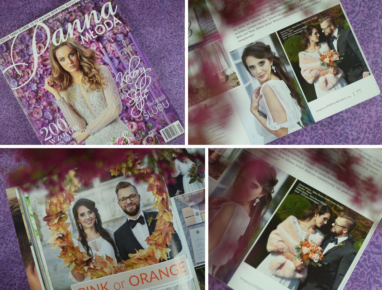 Biżuteria ślubna Anelle w magazynie Panna Młoda - jesień